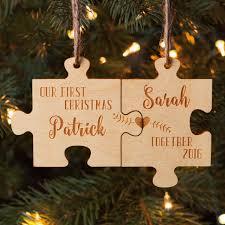 Christmas Ornament Wedding Gift Wedding Ideas 18 Extraordinary First Christmas Ornaments Wedding
