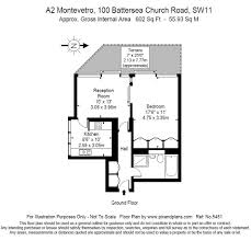 riverside flat to rent in montevetro battersea church road sw11