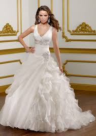 mori halter neck wedding dress organza with embroidery wedding dresses hm0088 wedding