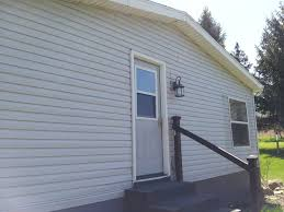Mobile Home Exterior Makeover by Can I Paint My Mobile Home Yes I Can My Mobile Home Makeover