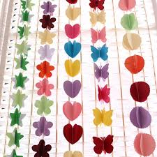 Flowers Decoration At Home Banner Design For Birthday Party