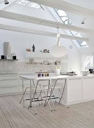 White On White Kitchen Ideas 61 Best Kuchnia Styl Skandynawski Scandinavian Kitchen Images