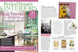 period homes and interiors press moly