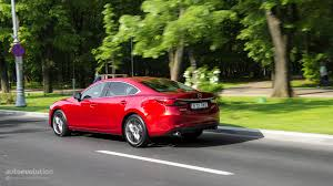 mazda 6 review 2016 mazda6 review autoevolution