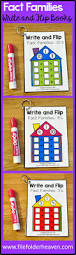 Fact Family Worksheets Best 25 Fact Families Ideas That You Will Like On Pinterest