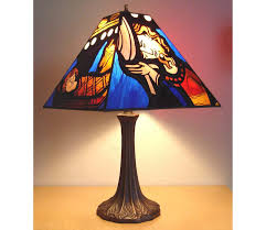 perfect stained glass lamp shades only 16 for torch lamp shade