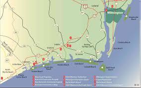 Nc Maps Nc Map Coast My Blog
