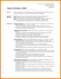 Example Of Social Work Resume by 4 Social Work Resume Examples Janitor Resume