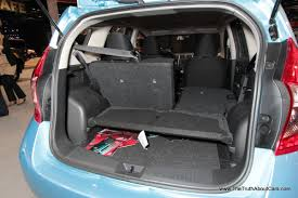 nissan micra luggage space new budget cars 101 2014 15 nissan versa note review