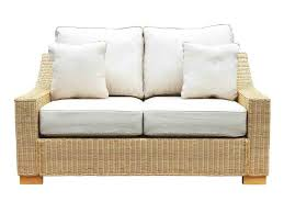 Regal Wicker Rattan Med  Seat Sofa - Sell your sofa