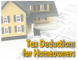 5 valuable tax deductions you should consider when buying your home