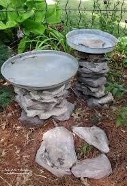 best 25 stone bird baths ideas on pinterest bird baths