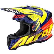 motocross helmets for sale airoh motocross helmets twist evil blue kask airoh 69 discount sale