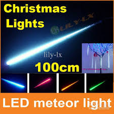 Meteor Shower Lights Online Cheap Christmas Decoration 100cm Led Meteor Shower Light
