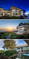 this house in california is surrounded by glass walls to take