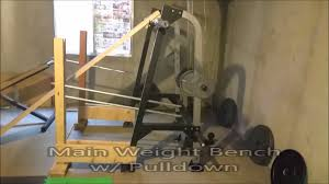 tour of my home gym in the basement youtube