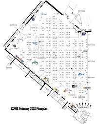 Lake Silver Floor Plan Long Beach Expo Visitor Information