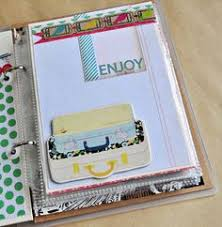 creative photo albums snap inspiration i won one of these albums at craft warehouse