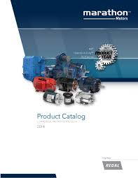 marathon motors general catalog by tencarva machinery company issuu