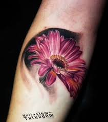 gerbera daisy tattoo designs gerbera daisy n butterfly tattoo