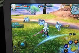 mmorpg android tgs2016 world shows a mobile version of their