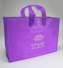 personalized gift bags personalized frosted vogue gift bags customlabels4u