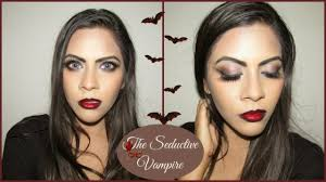seductive vampire makeup for halloween indian beauty diary