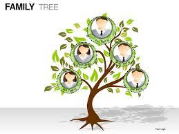 tree powerpoint presentation templates