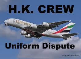 emirates airlines wikipedia emirates flight attendants based in hong kong oppose wearing china