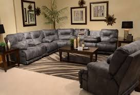 Chaise Queen Sleeper Sectional Sofa by New Power Reclining Sectional Sofa With Chaise 25 For Your Chaise