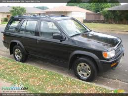 nissan pathfinder black edition 1996 nissan pathfinder pictures for sale