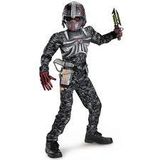 recon commando child costume halo costume for kids