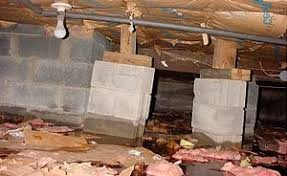crawl space encapsulation knoxville chattanooga asheville