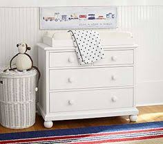 White Changing Table Topper Also Expensive But So Nursery Ideas Pinterest