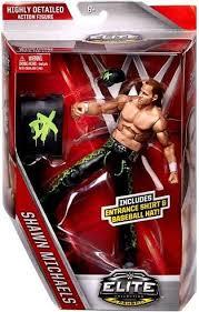 Shawn Michaels Halloween Costume Amazon Wwe Elite Collection Flashback Shawn Michaels Dx