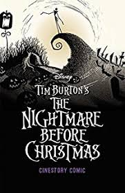 the nightmare before 20th anniversary edition tim