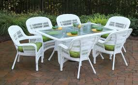 Wicker Patio Furniture Clearance  Decor Trends  Best Modern - Outdoor white wicker furniture