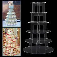 wedding cake stands u0026 plates ebay