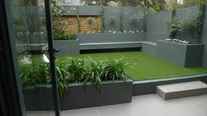 small family garden fence london garden design yard pinterest low maintenance