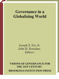 jim falk lexus robertson joseph s nye governance in a globalizing world globalization