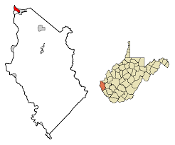 Winchester Va Zip Code Map by Kenova West Virginia Wikipedia