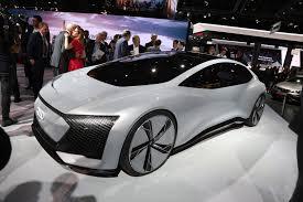audi aicon and elaine models show latest autonomous tech autocar