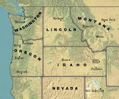 Idaho Falls Map Nationstates The Pacific Republic Of Cascadia Columbia Factbook