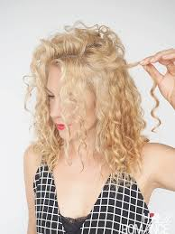 why is my hair curly in front and straight in back how can my hair be curly and straight at the same time hair romance