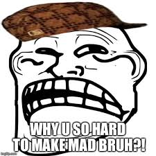 Sad Troll Face Meme - sad troll face imgflip
