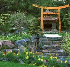 Japanese Style Pergola by Japanese Landscaping This Japanese Landscaping Included