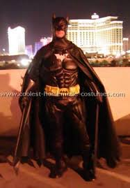Halloween Batman Costumes Coolest Homemade Batman Costume Ideas Halloween Batman