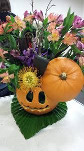 halloween floral centerpieces halloween pumpkin and floral arrangement u2013 jules floristry
