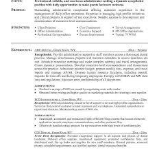100 resume objective exles entry level skills medical