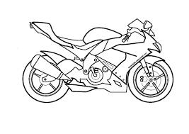 coloriage automobile les beaux dessins de transport à imprimer